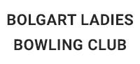 Bolgart Ladies Bowling Club