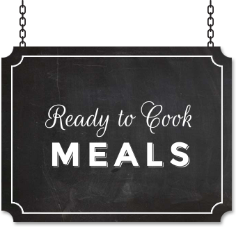 Ready To Cook Meals