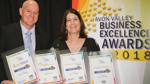 Avon Valley Business Excellence Awards 2018